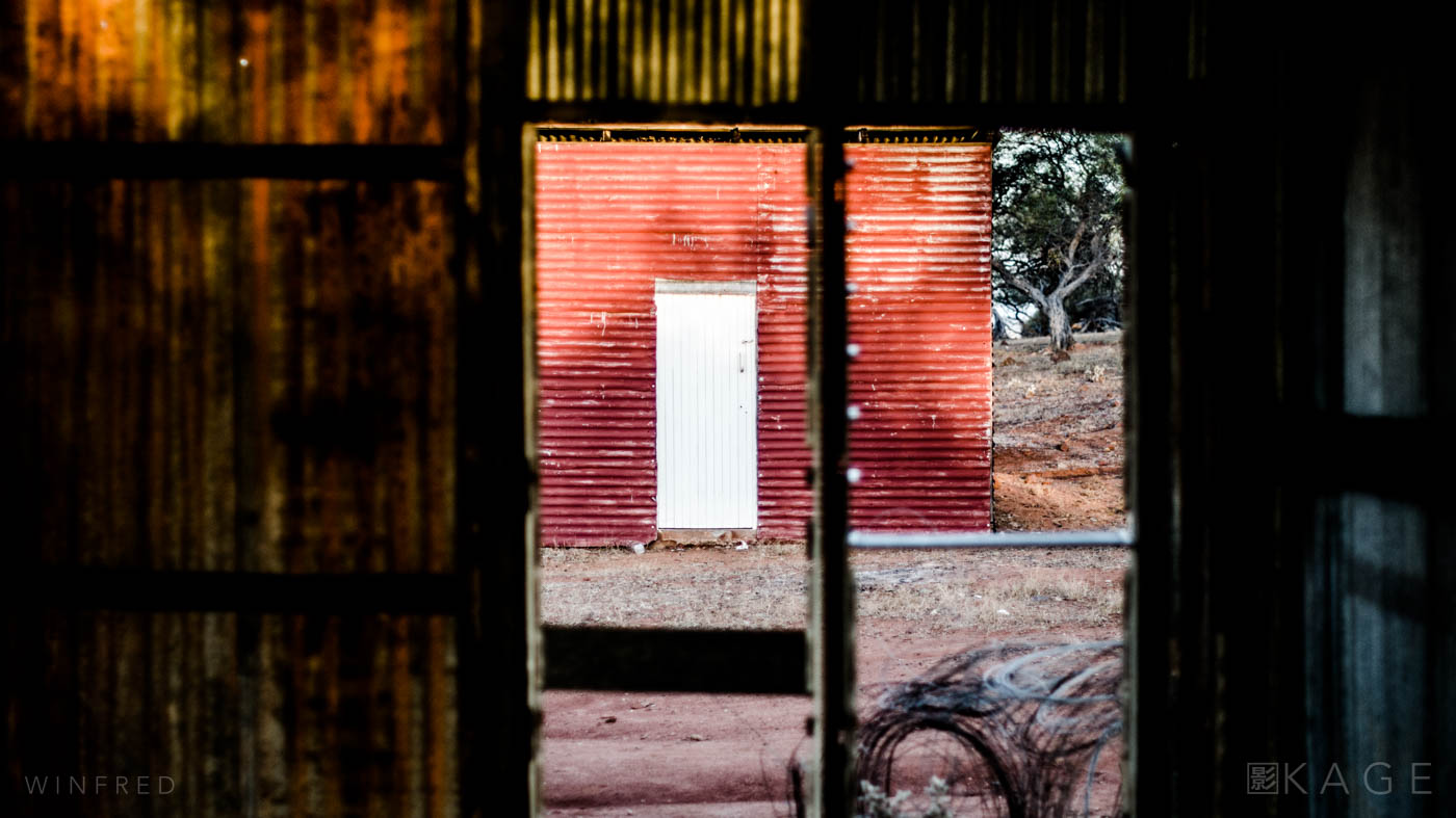 Somewhere in the Gascoyne Region, Western Australia