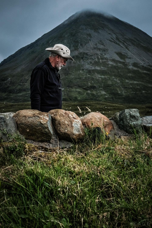 Mountain/Man  Derek Clark   X-Pro2, 1/4000 sec at f4.5, ISO 640 (35mm f2 R WR)