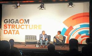 Amr Shady, TA Telecom CEO at Gigaom Conference Explaining BIG DATA