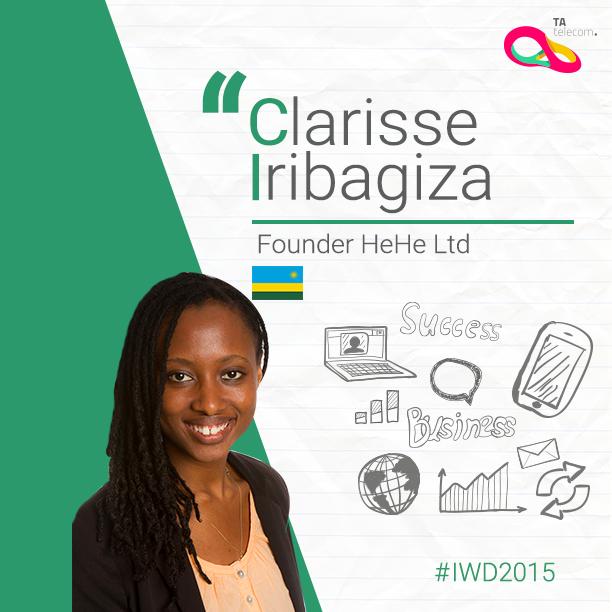 Clarisse Iribagiza