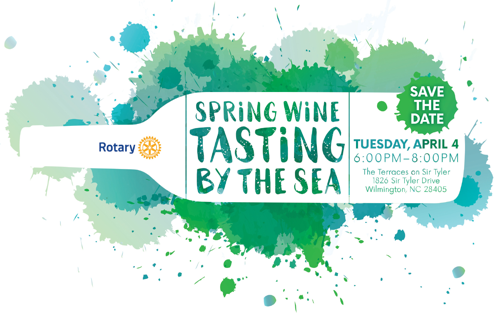 2017 Rotary Wine Tasting Save-the-Date