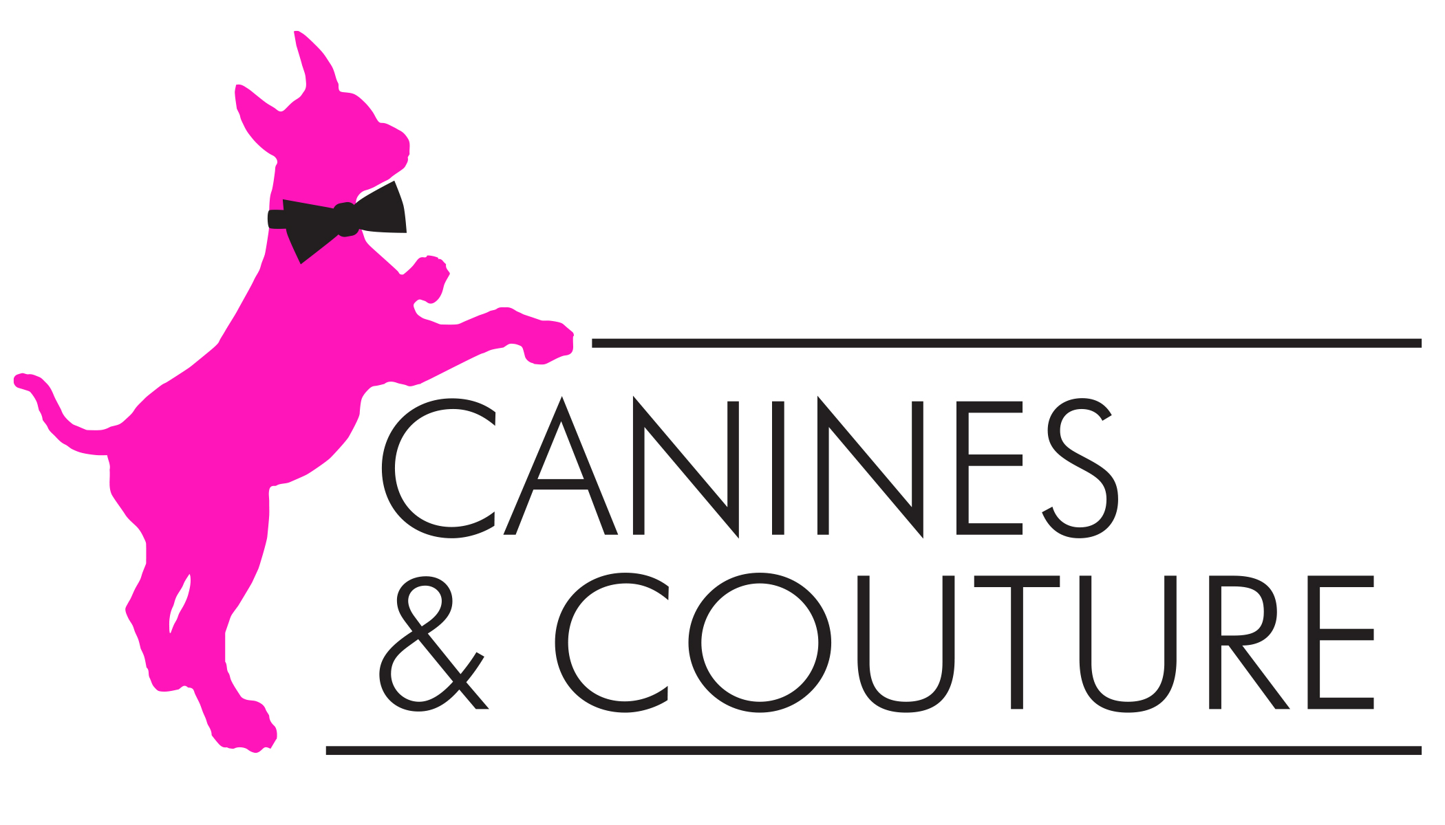 Canines & Couture logo