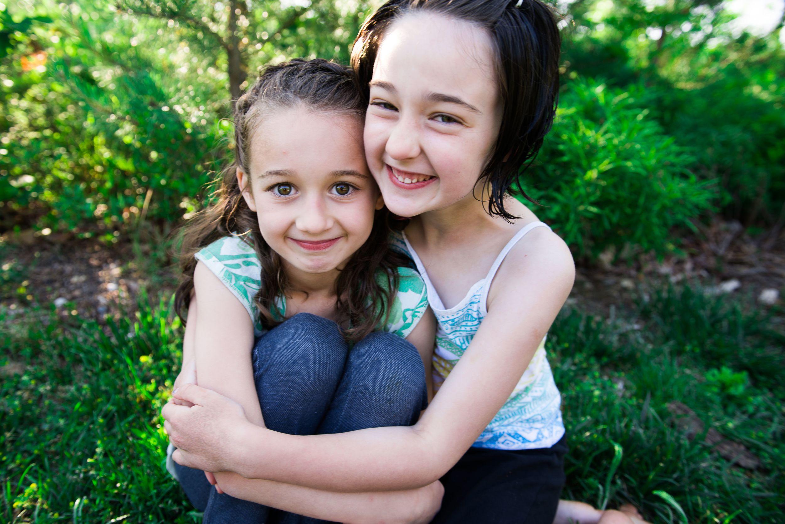 Koko and Lucia Capece
