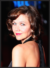 Actress Maggie Gyllenhaal
