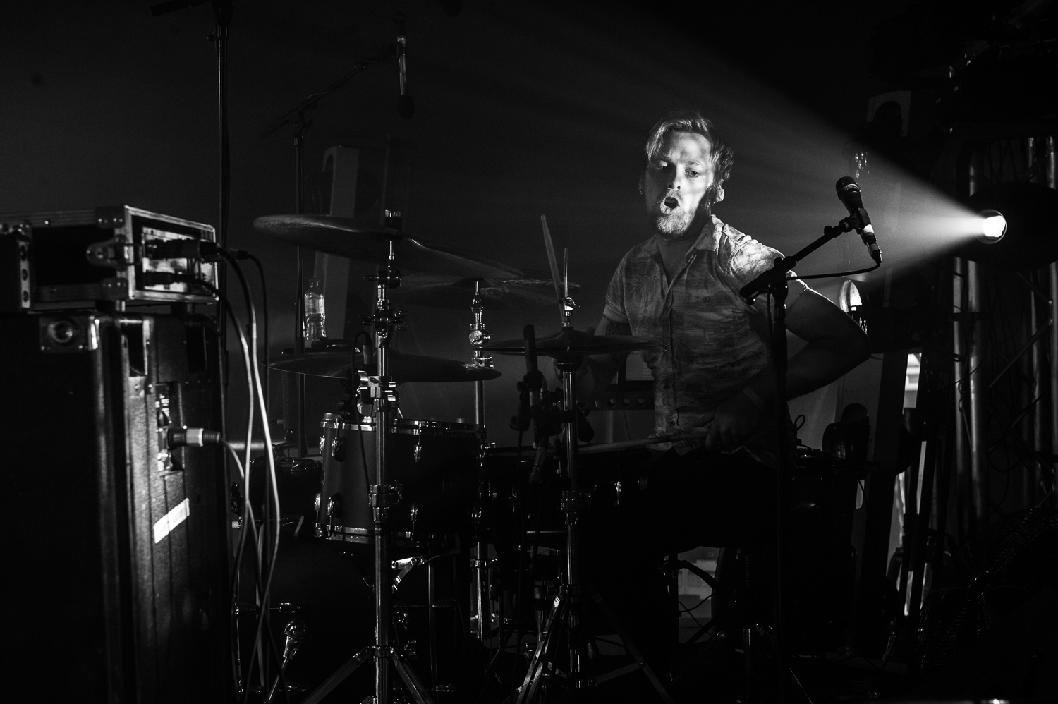Tom Heron from The Xcerts