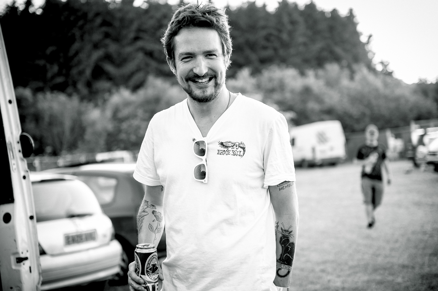Frank Turner Without The Sleeping Souls