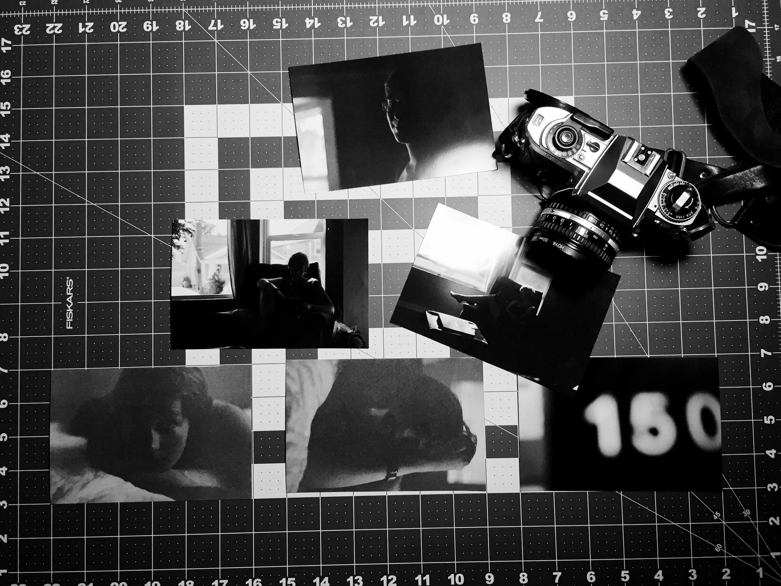 A selection of 'moody' under exposed photographs. The 15:00 is the first photo I took...