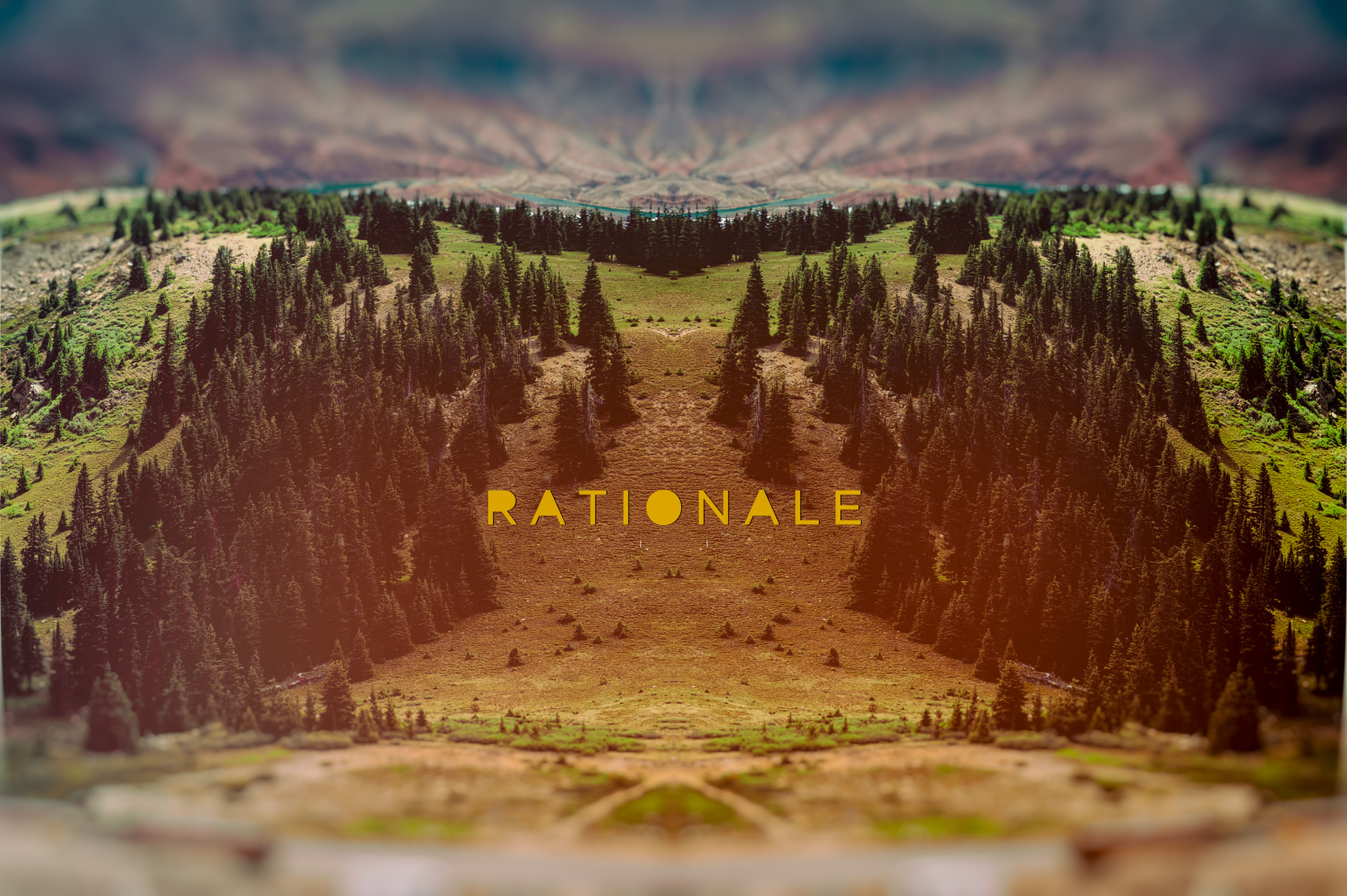 Rationale artwork-one of multiple key art pieces
