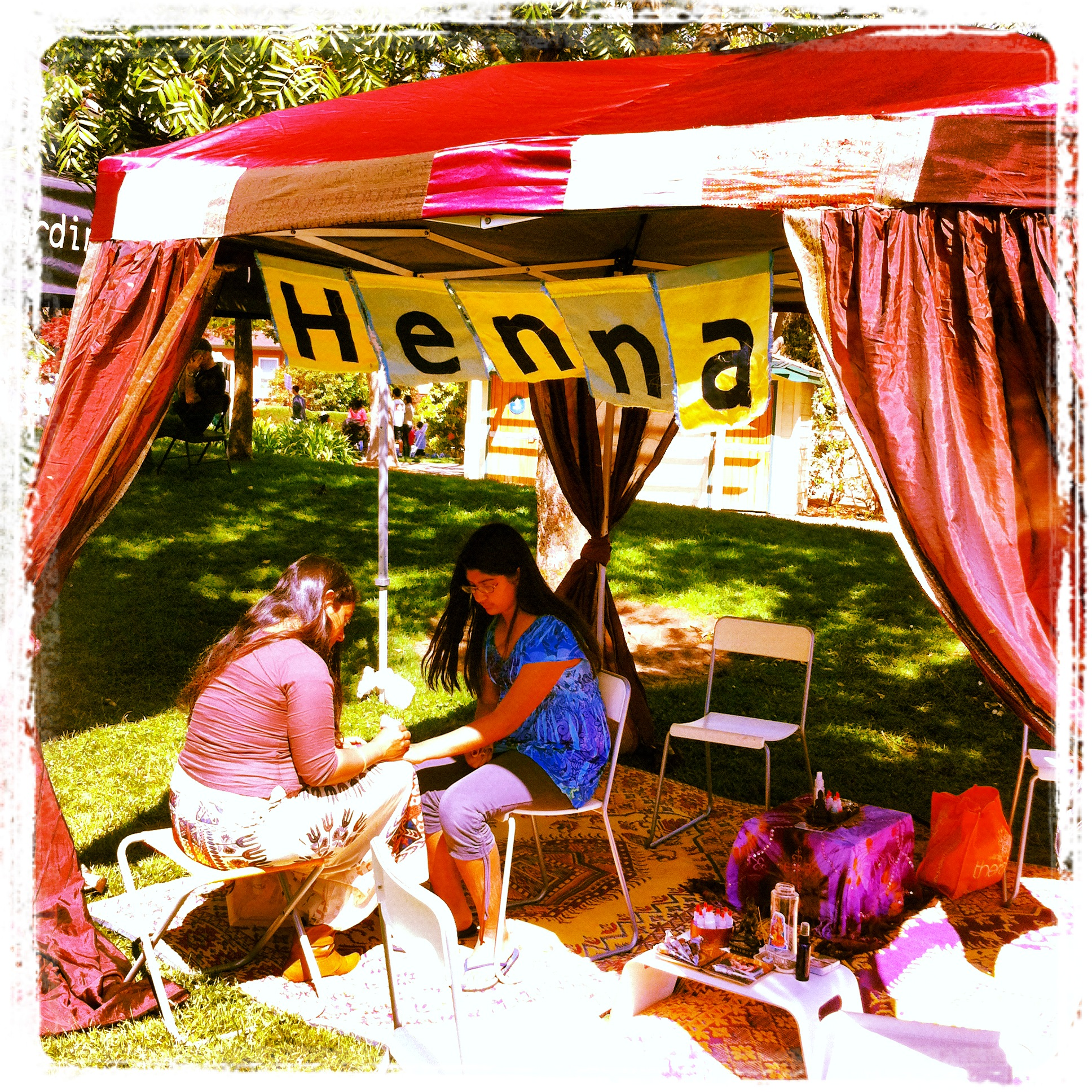 The Henna Lounge