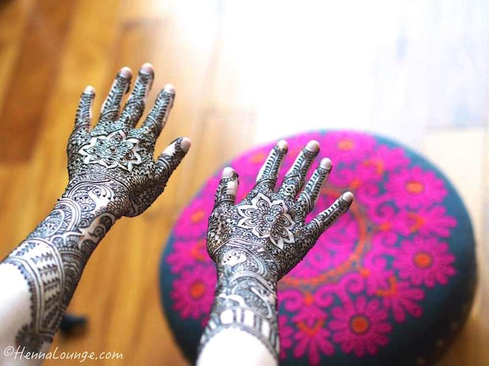Henna by  www.hennalounge.com