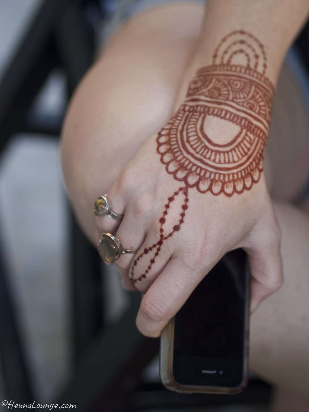 Henna and technology