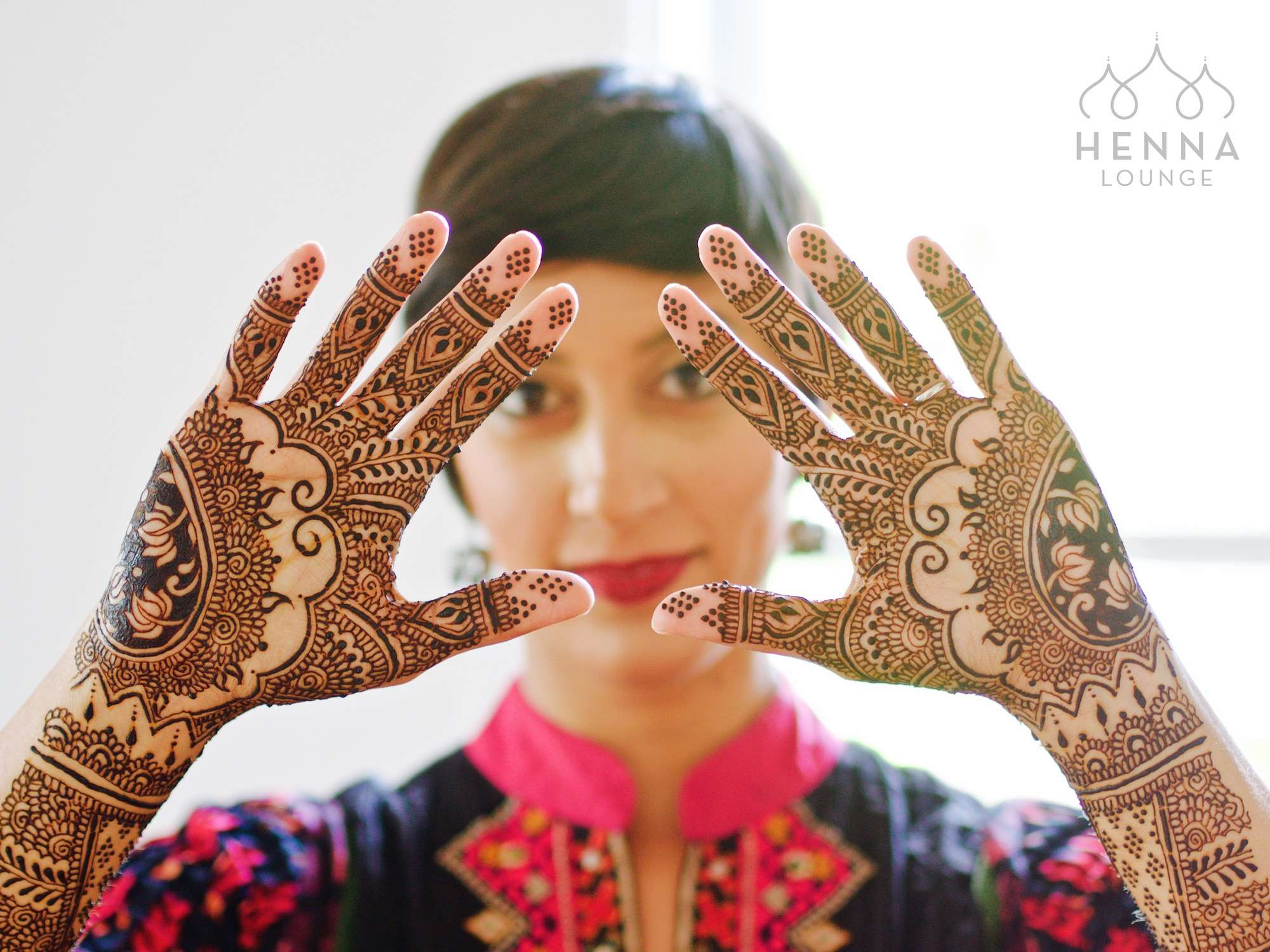 peekaboo henna by www.hennalounge.com