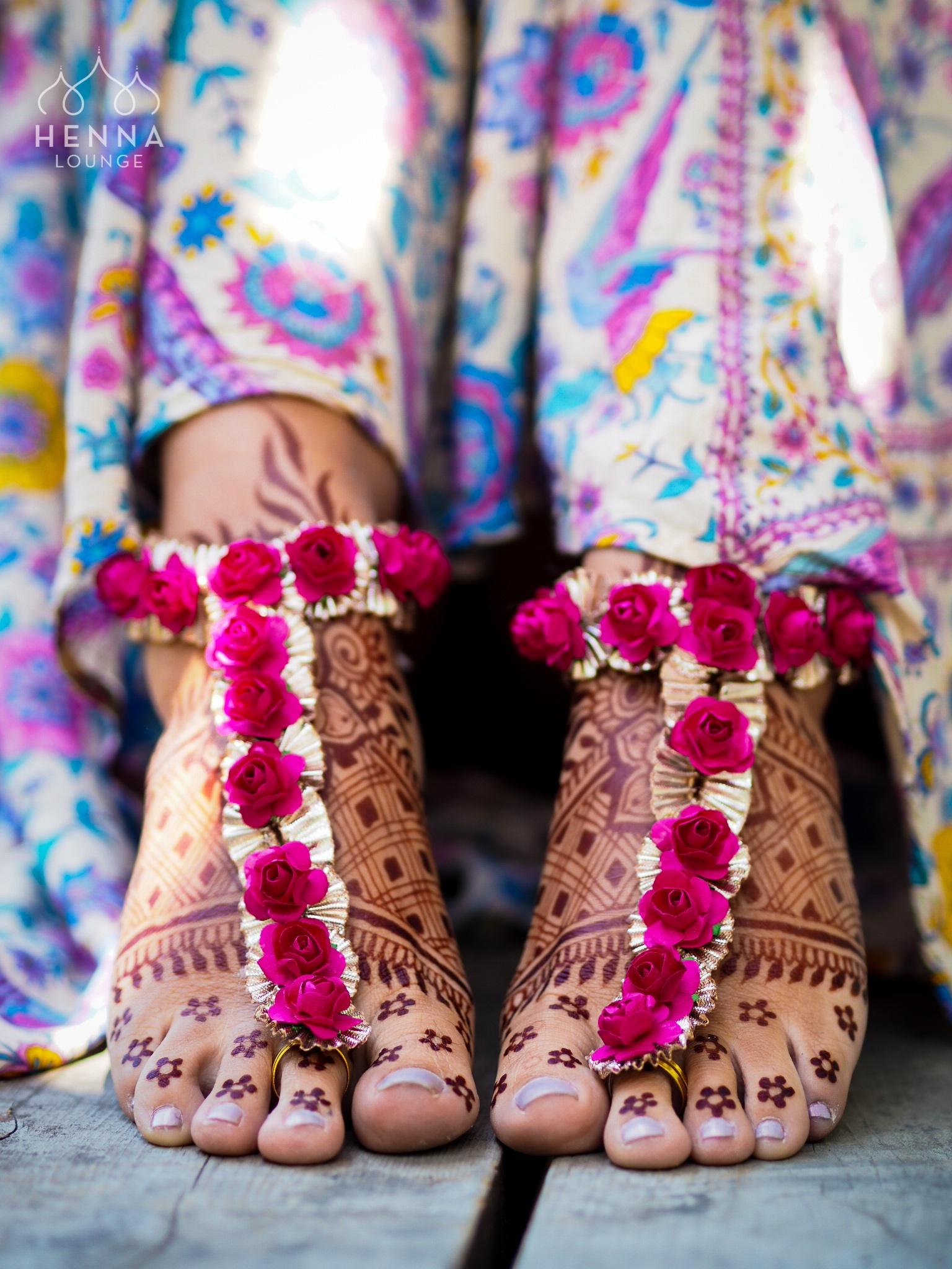 Award Winning Mehndi Pro For Indian Destination Weddings Henna