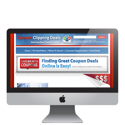 COUPON CLIPPING DEALS