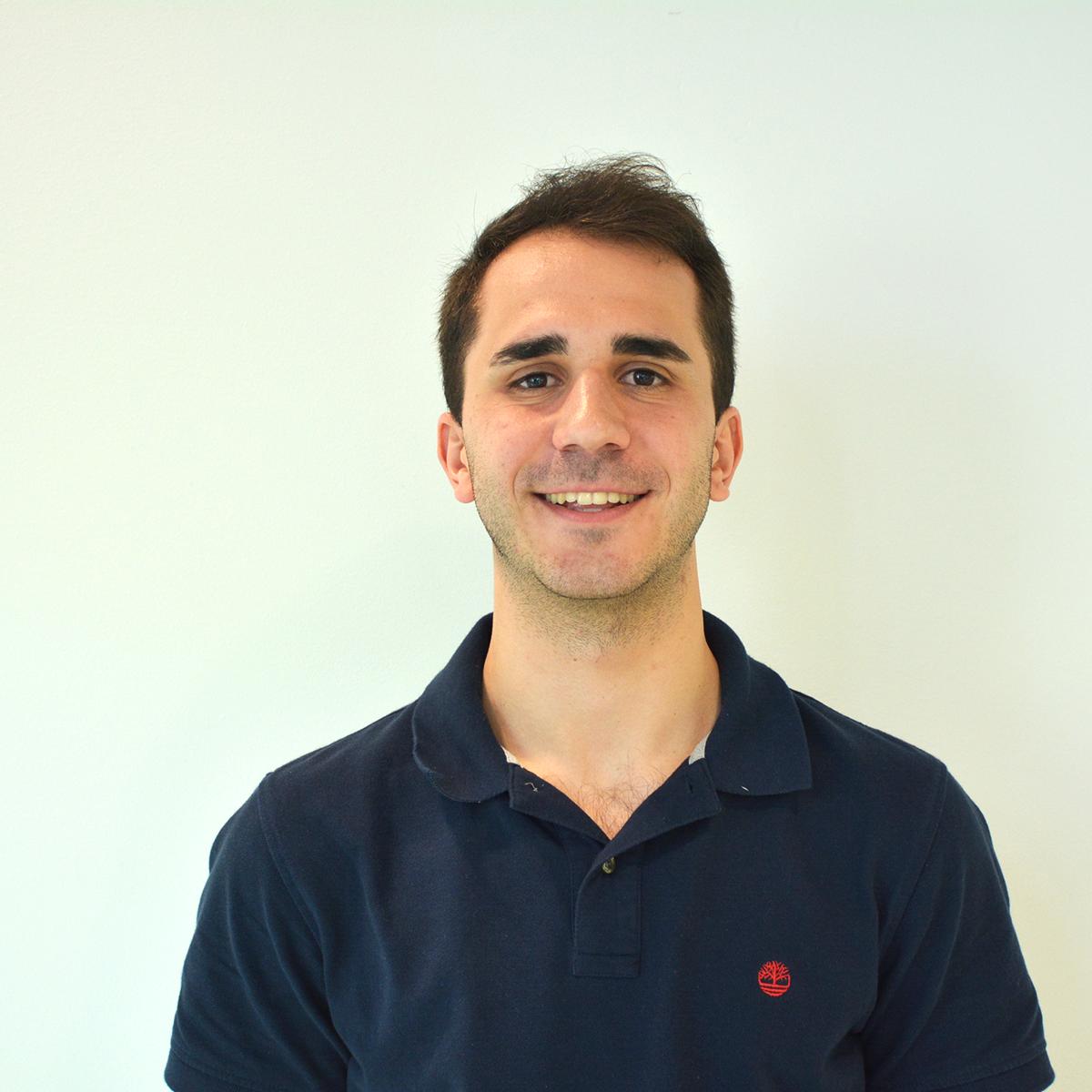 Antonio Chozas, Graduate Industrial Design