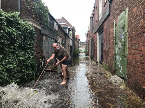 Field Factors wateroverlast