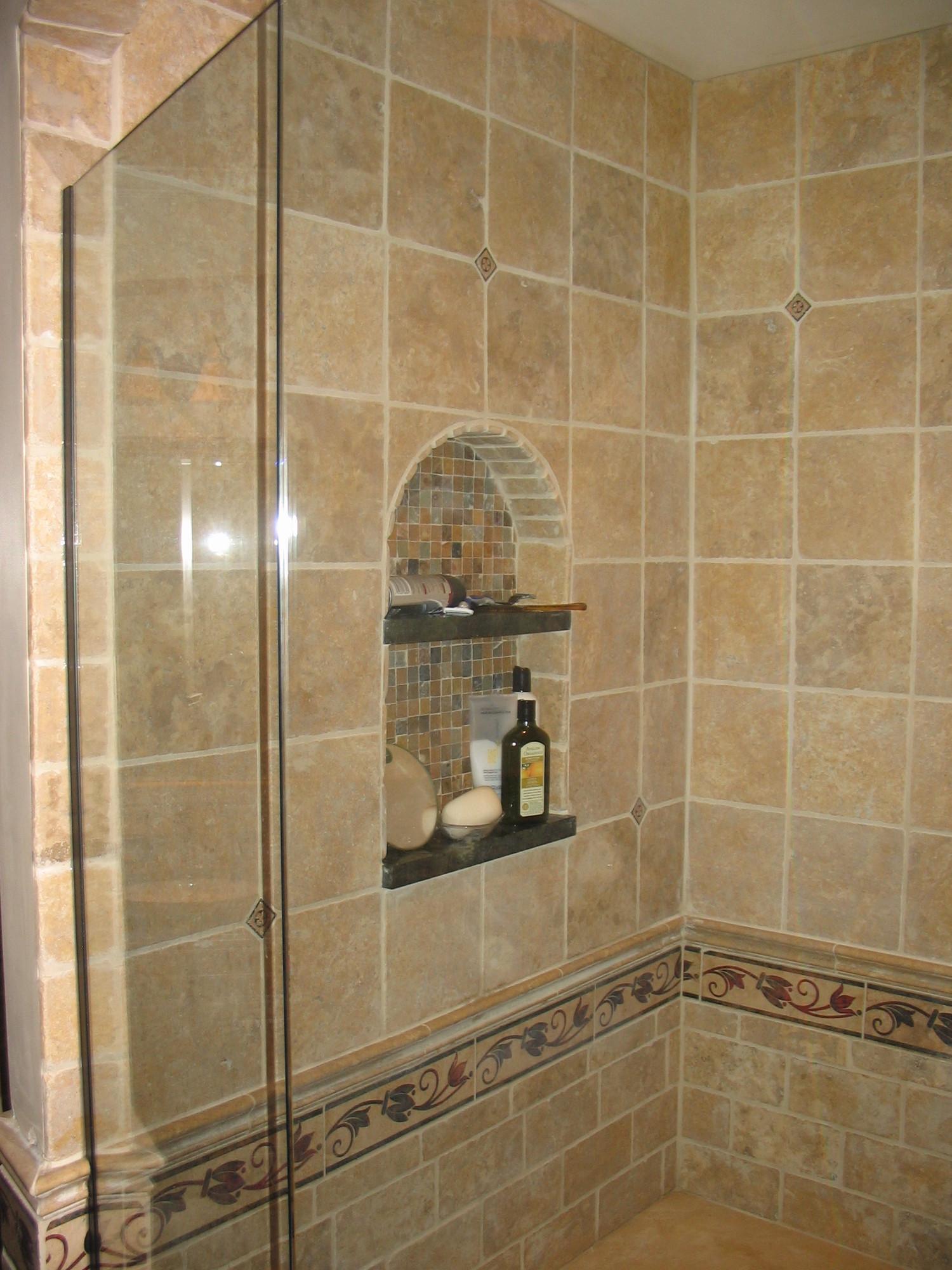 Bathrooms Tile Installation