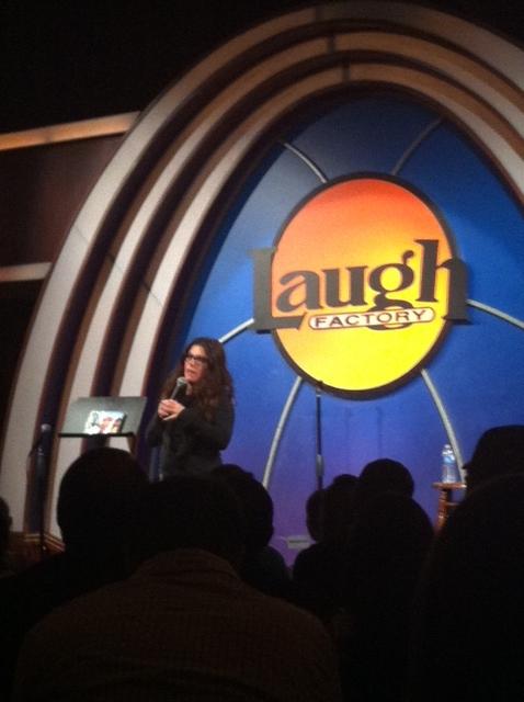 Comedian Rebecca Corry