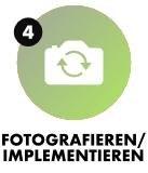 Bildstrategie: Fotografieren bzw. umsetzen