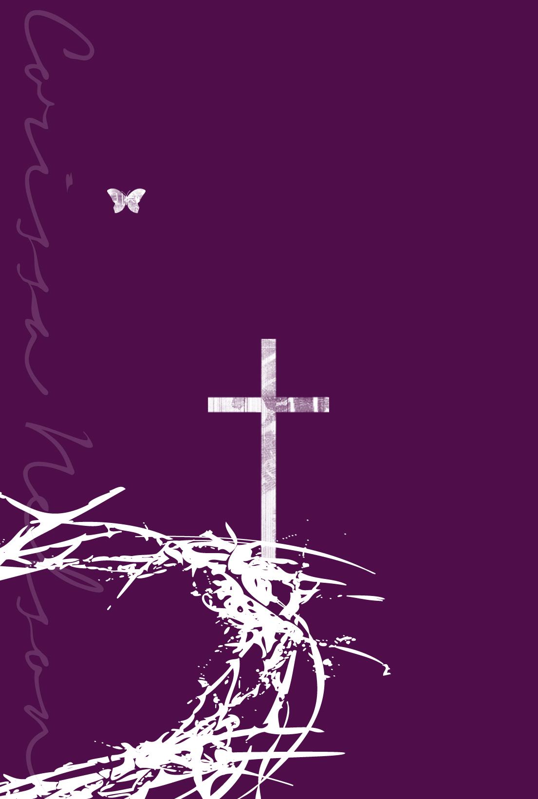 Holy Week Postcard