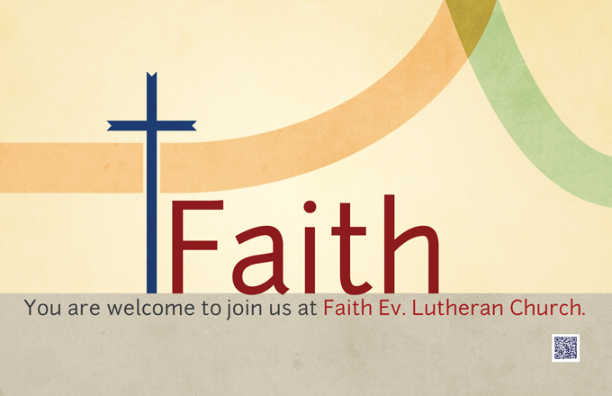 church outreach postcards, welcome postcards, church design, church outreach, graphic design