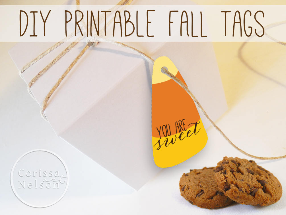 Click here to download your free printable tags.