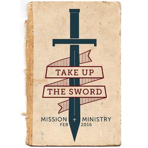 Mission & Ministry 2016 Logo