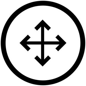 """Peace """"Go"""" Icon - Gilbert, AZ"""