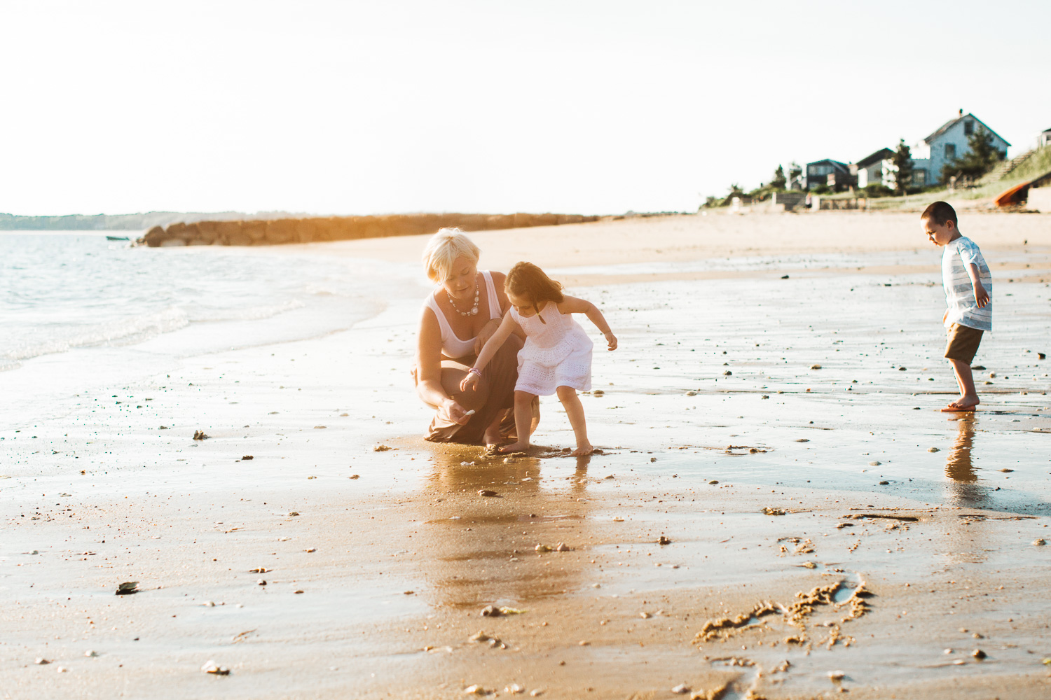 artistic family photographer on cape cod