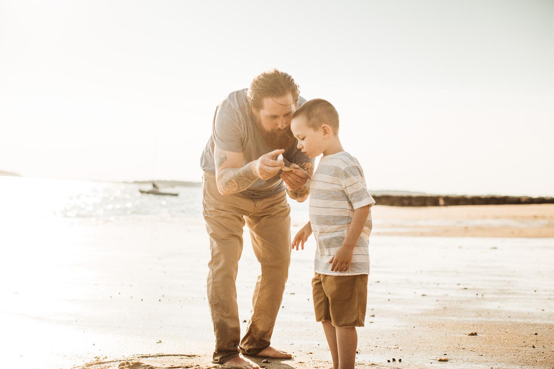 artsy family photographers cape cod