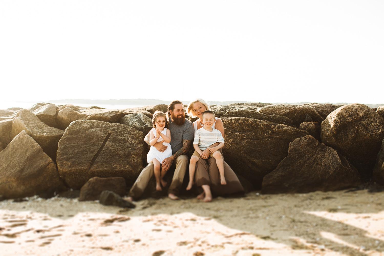 Lifestyle Family Photographers Boston MA