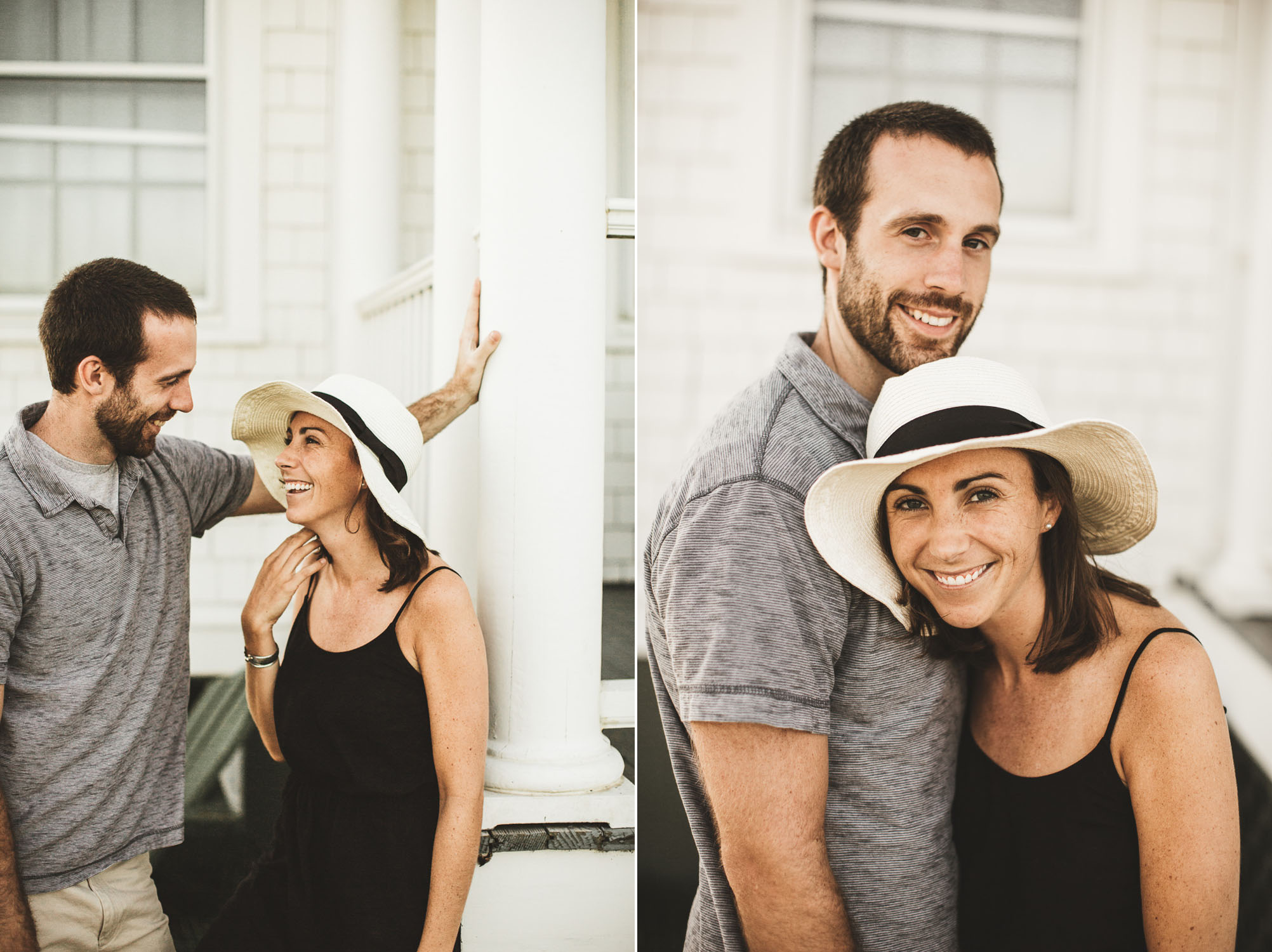 Nauset Beach Engagement Session