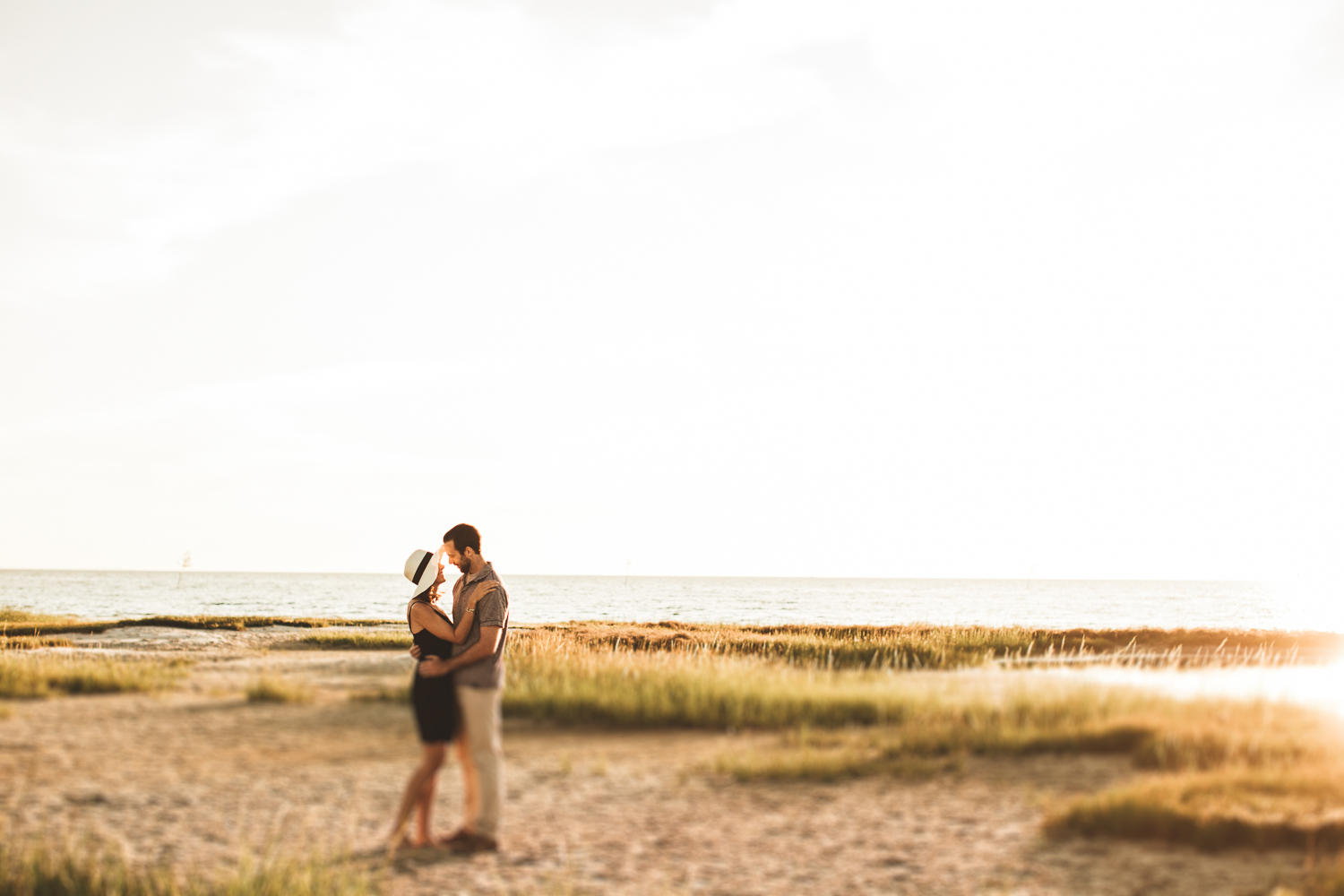 Sunset Beach Photography on Cape Cod