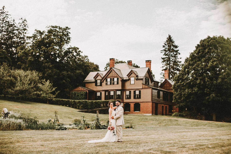 Billings Farm Wedding Photographers