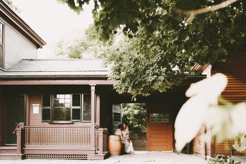 Vermont Wedding Photographer - Billings Farm