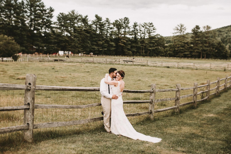 Dreamy Vermont Wedding Photographer