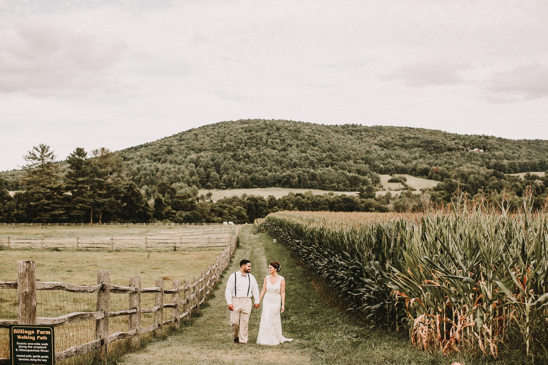 Vermont Mountains Wedding Photographers