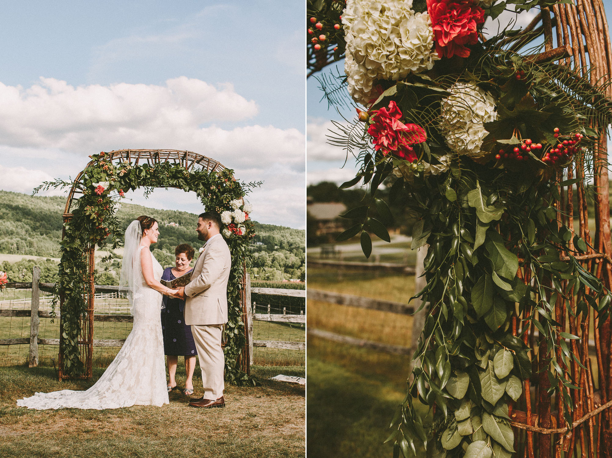 Vermont Wedding Photographers - Billings Farm