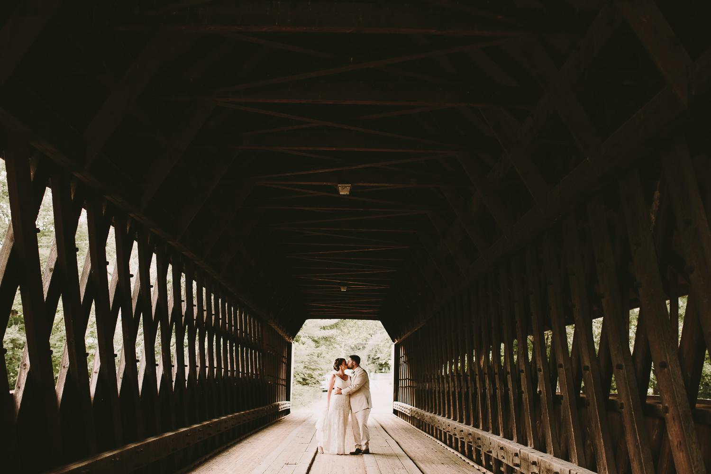 Woodstock Inn Wedding Photographers