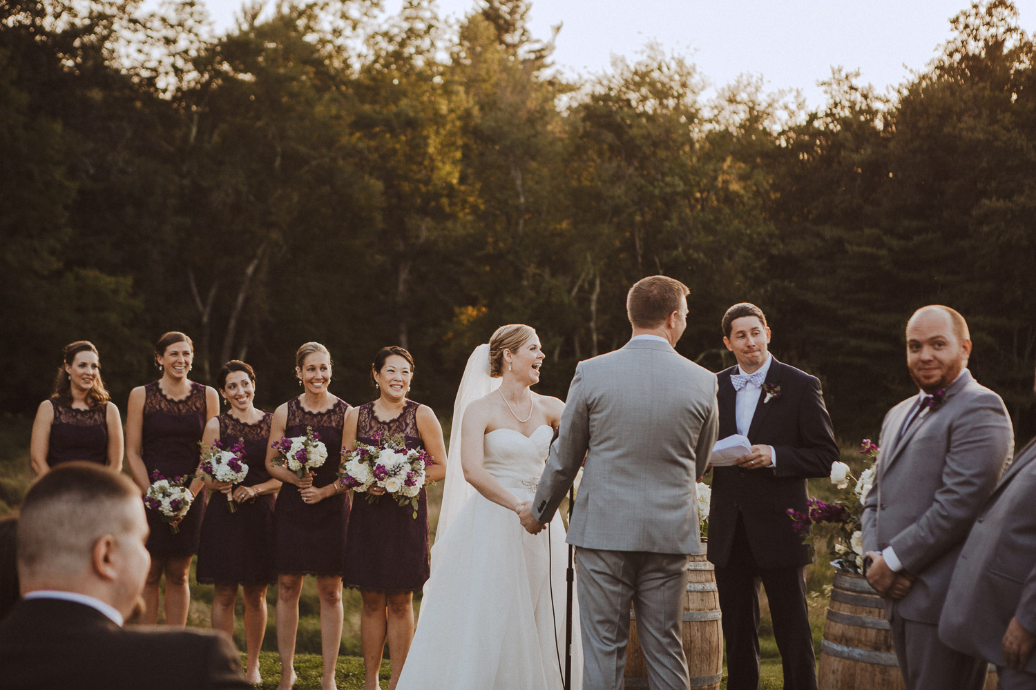 New Hamoshire Wedding at LaBelle Winery