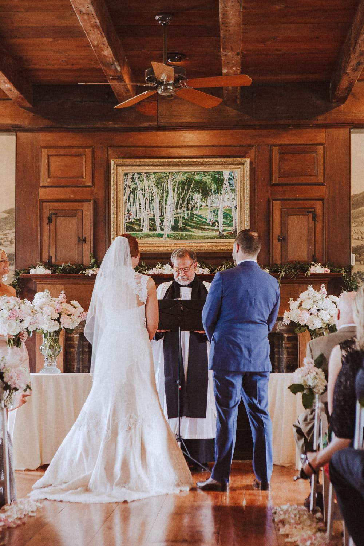 Wedding in Manchester Vermont