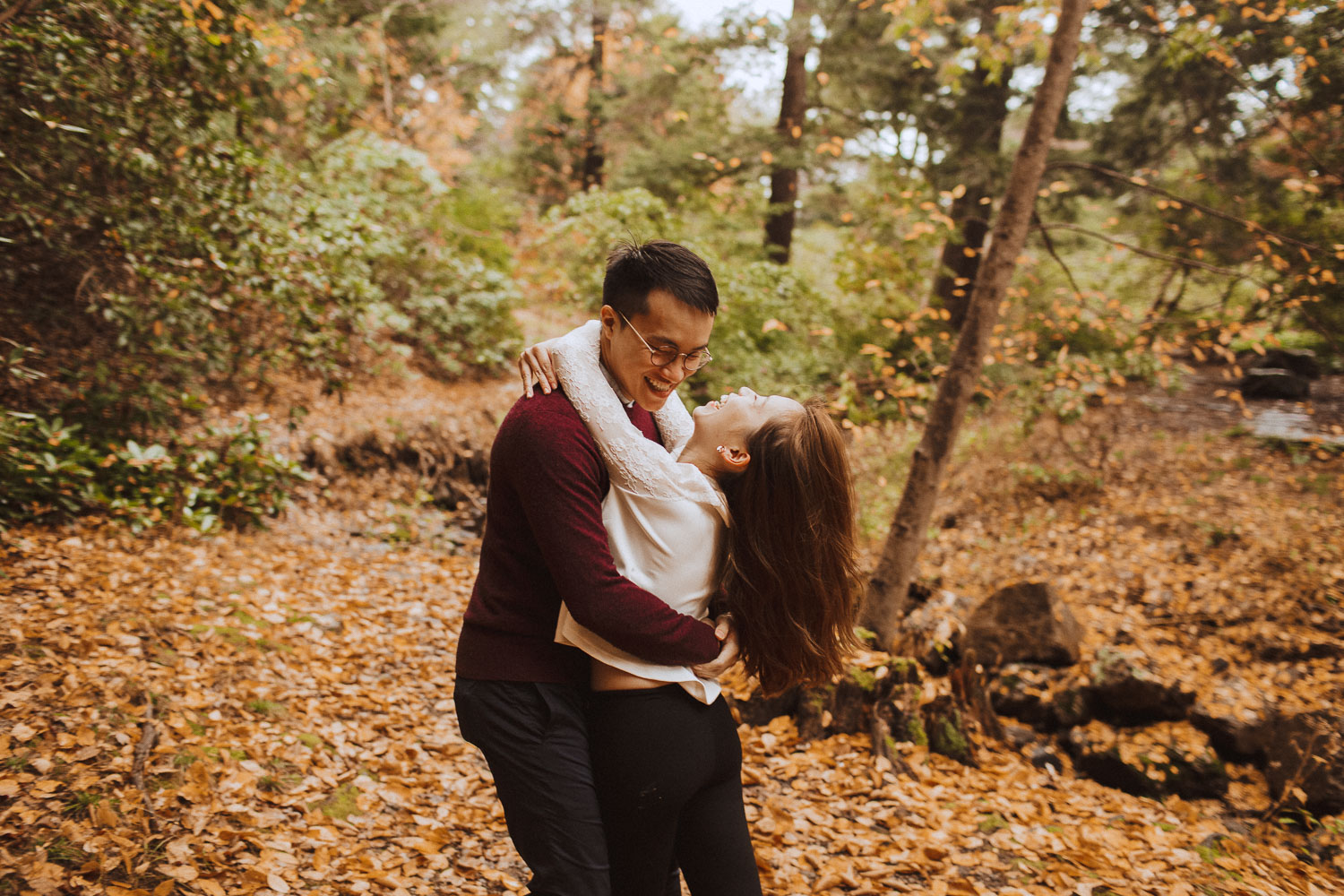 Wes Anderson Inspired Engagement Photos Boston