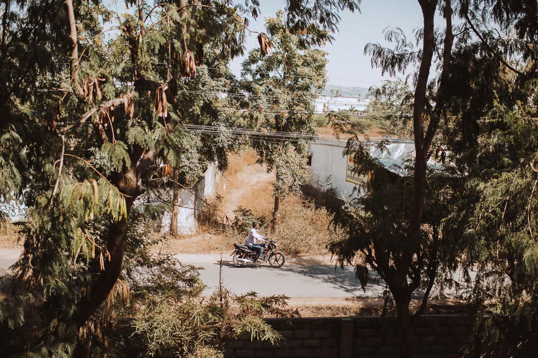 Raja Kumari in India on The Come Up Tour - Hyderabad