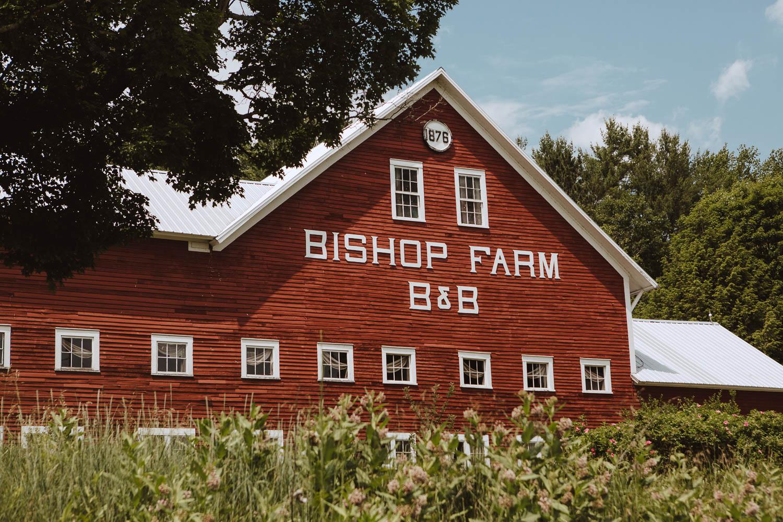 Summer at Bishop Farm