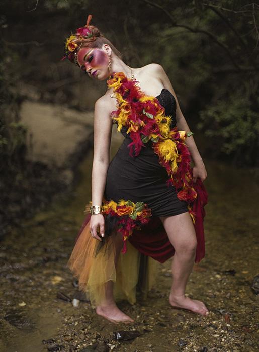 Photographer: Darkroom Portraits  Camera/Film: Mamiya 645 Pro - Fuji 400H  Model: Lexi Raiford  Makeup Artist: TBA  Hair: TBA