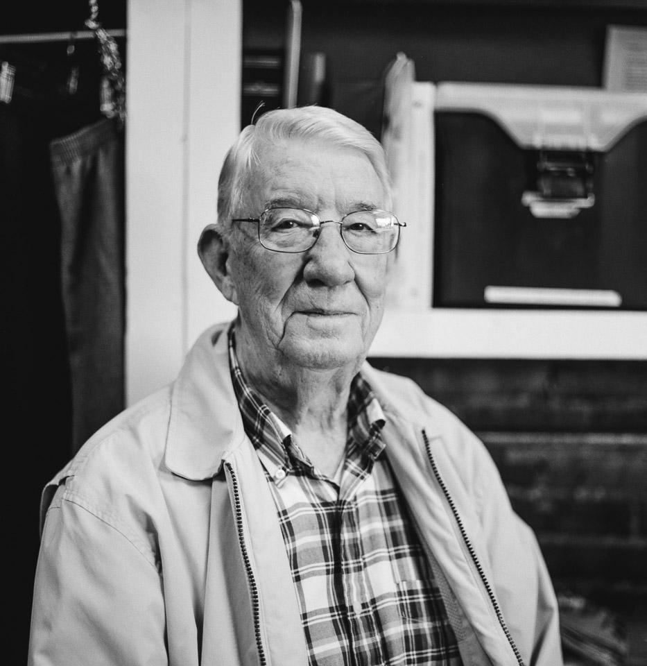 William Harris Fayetteville NC North Carolina Darkroom Portraits