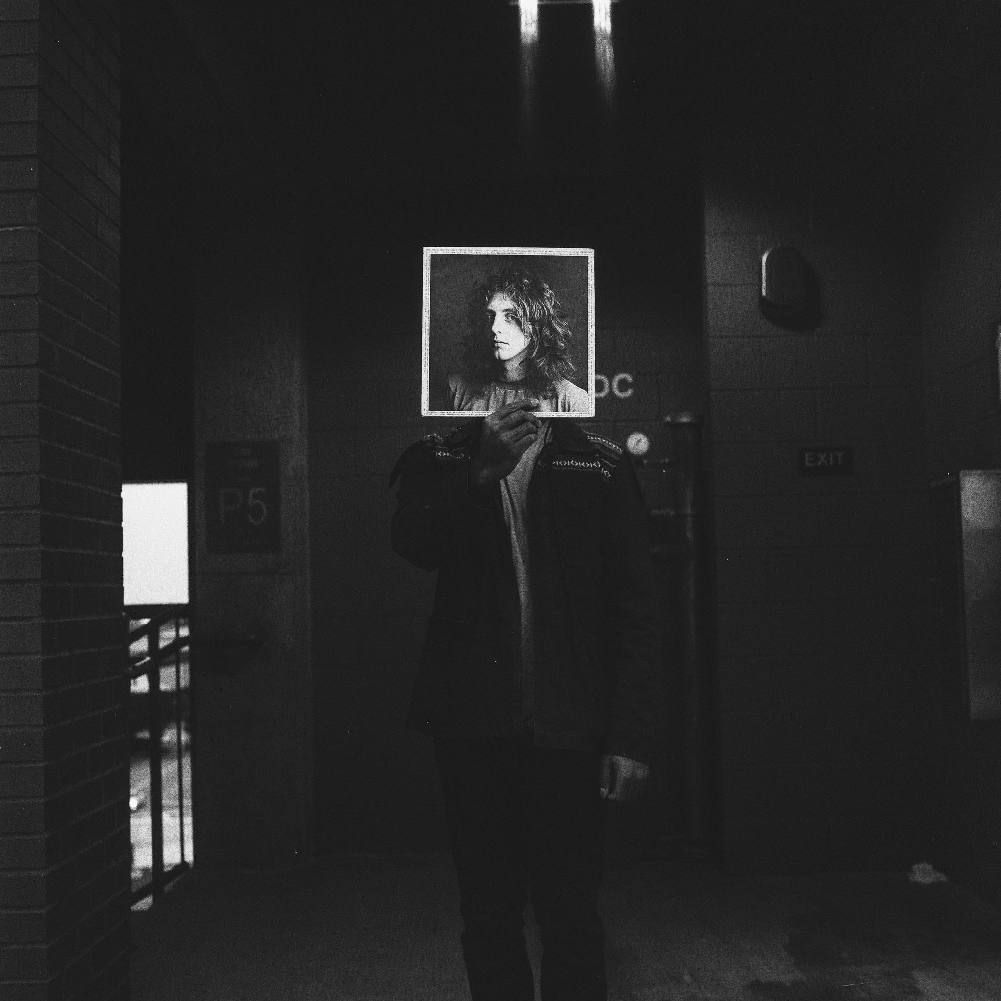 Model: Ravon Johson  Camera: Hasselblad 501CM  Film: HP5+