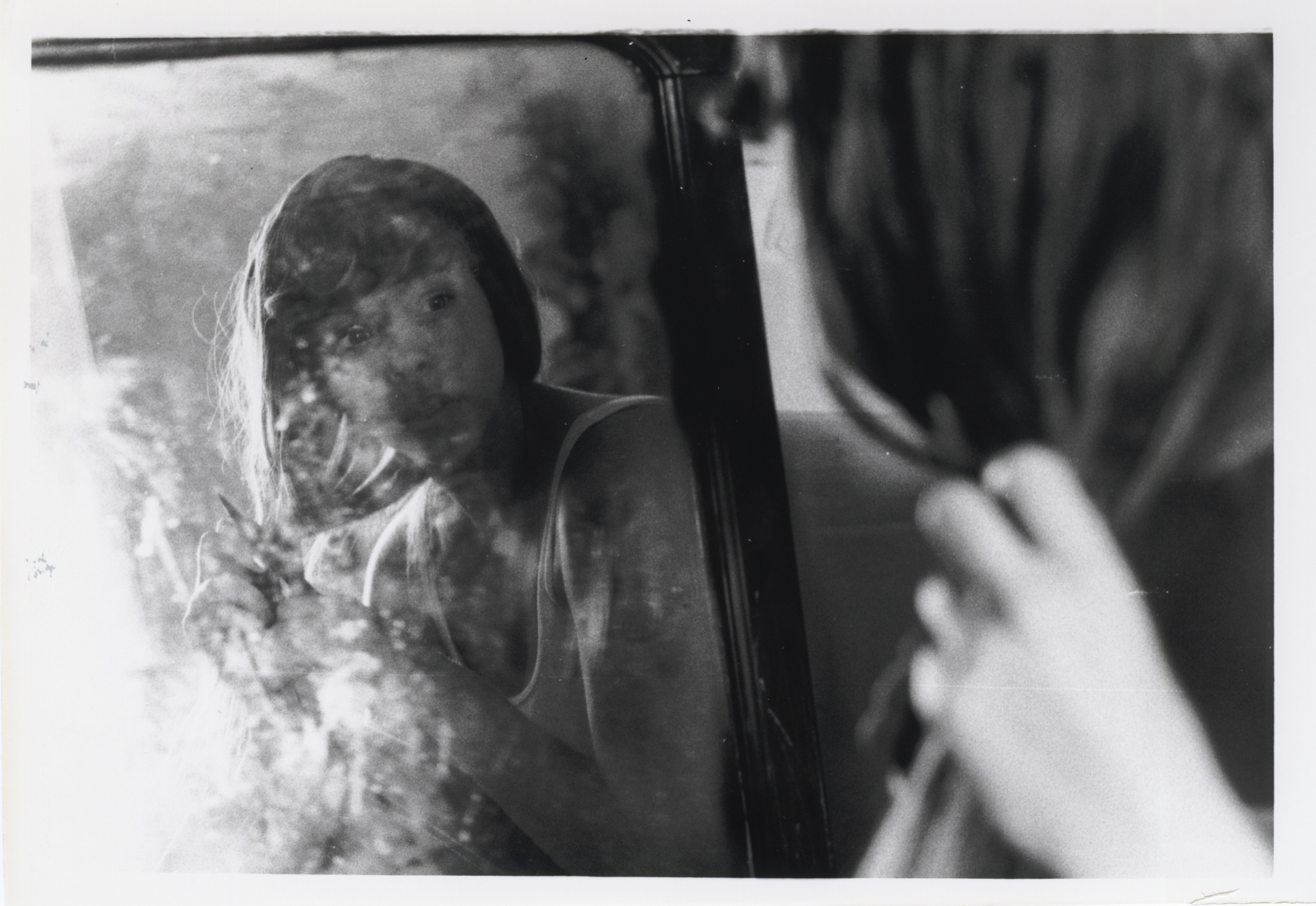 Model: Paige Wolcott  Camera: Nikon F100  Film: HP5+ 35mm  Photo Paper: Unknown