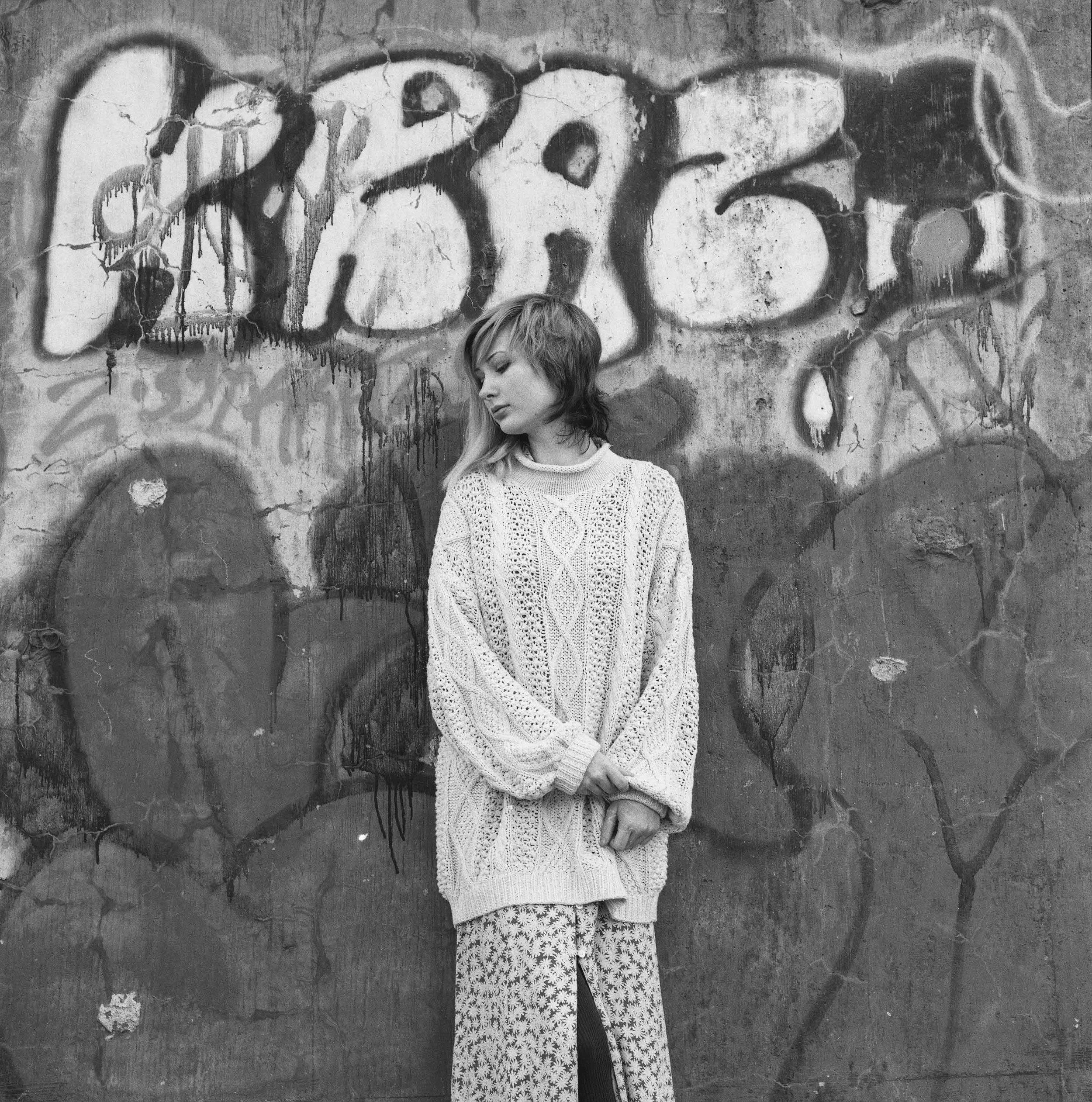 Model: Joy Anna  Cameras used: Hasselblad 501CM  Film:Hp5+ 120 medium format