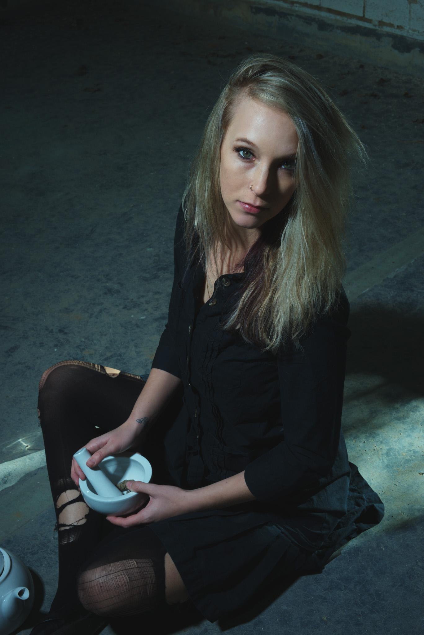 Model: Nicolette Grenier  Cameras used: Sony A7  Lens:Sonnar T* FE 55mm F1.8 Z